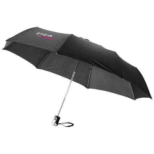 """Parapluie 21.5"""" 3 sections ouverture fermeture automatique alex - 109016"""