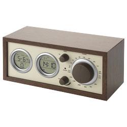Radio classique bois