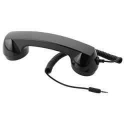 Combiné téléphonique retro