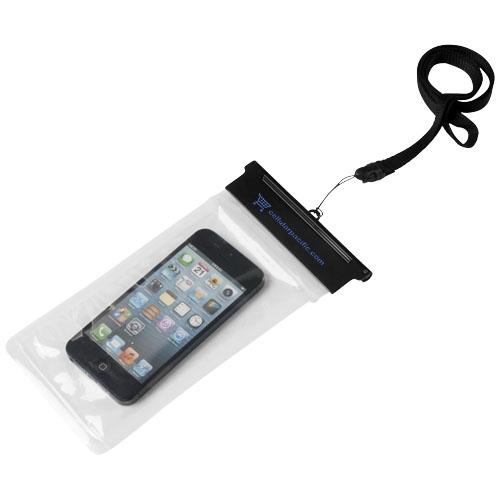 Étui étanche avec pochette tactile pour smartphone splash