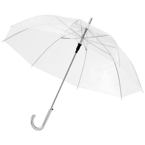 Parapluie automatique transparent 23""