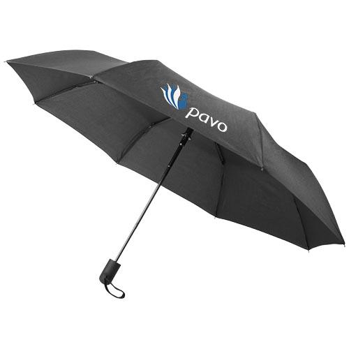 """Parapluie 21"""" à ouverture automatique chiné gisele"""