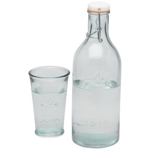 Carafe à eau avec sin verre