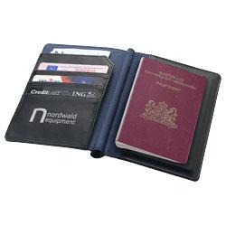 Étui de passeport chamonix