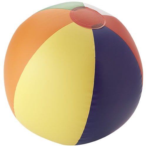 Ballon de plage plein rainbow