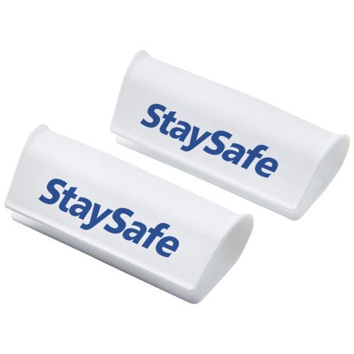 Protège-poignée avec protection antimicrobienne handle-guard