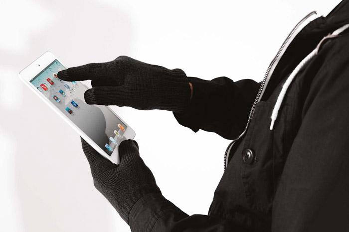 Gants pour Écran tactile - B490
