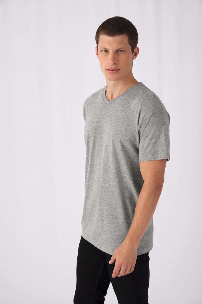 T-shirt col v exact150 - CG153