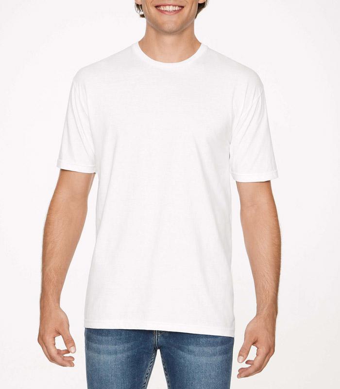 T-shirt tubulaire adulte print softstyle - GI64EZ0
