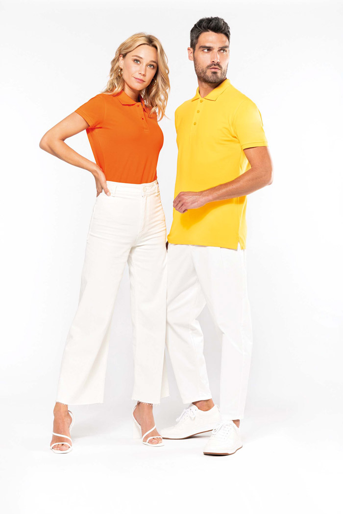 Polo manches courtes homme - K241