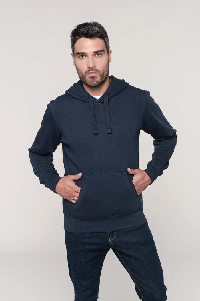 Sweat-shirt capuche homme - K489