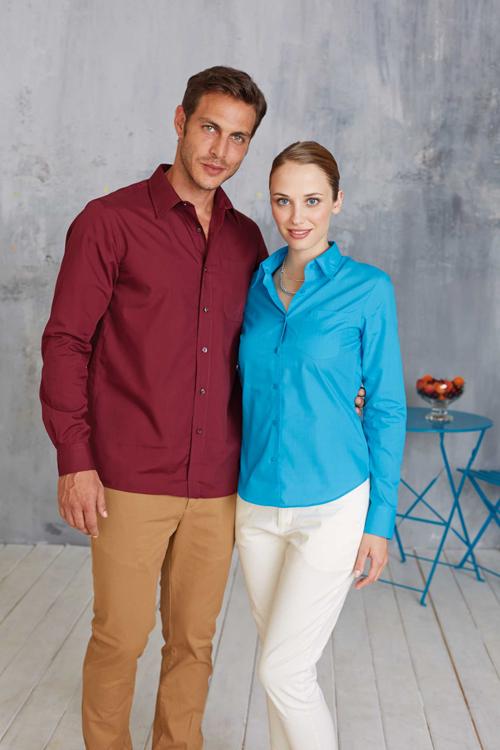 Jofrey > chemise manches longues