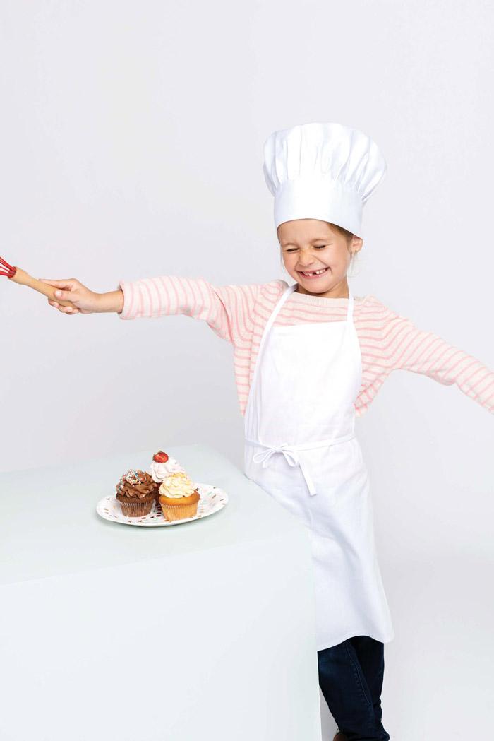 Kit chef cuisinier enfant - K884