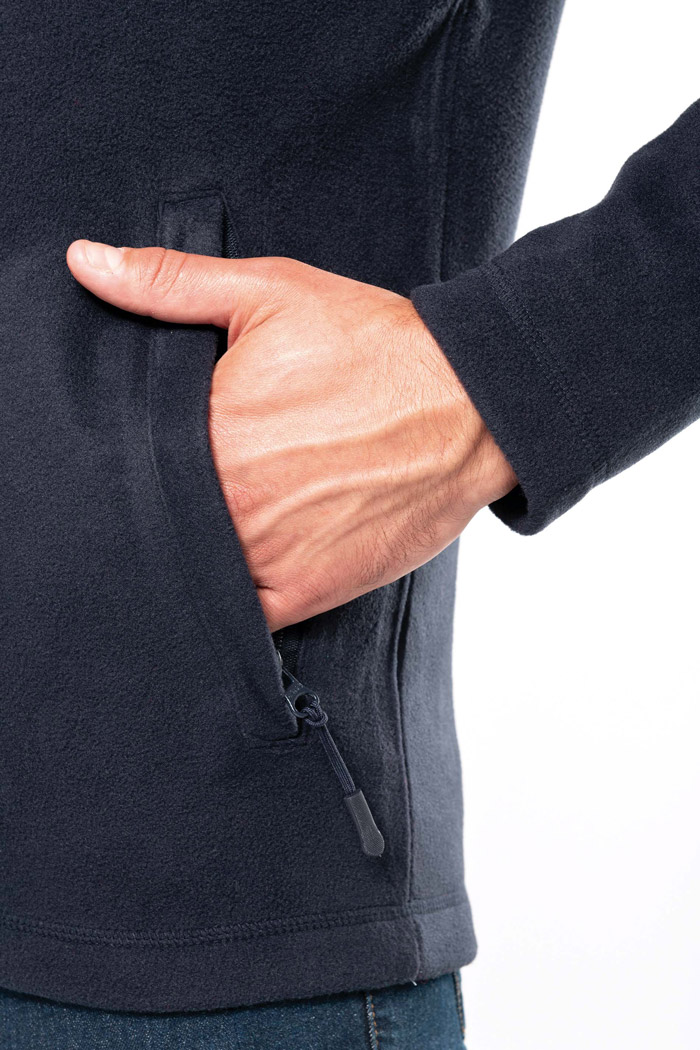 Falco > veste micropolaire zippée - K911