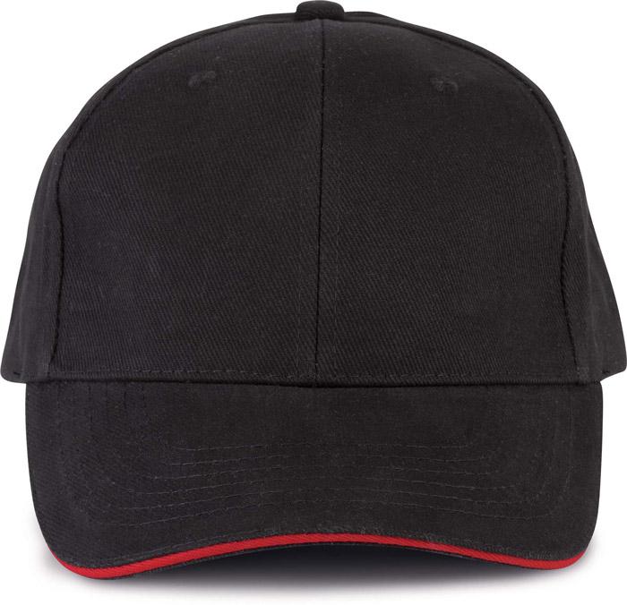 Orlando - casquette 6 panneaux - KP011