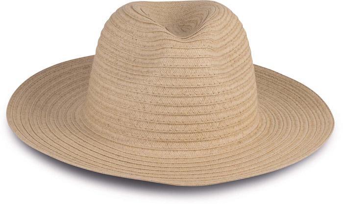 Chapeau de paille classique - KP610