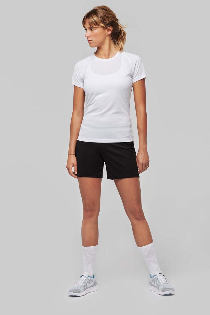 T-shirt sport manches courtes femme - PA439