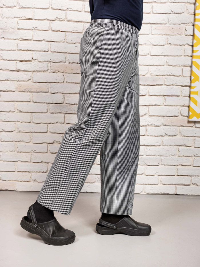 Pantalon de cuisine ''pull on'' - PR552