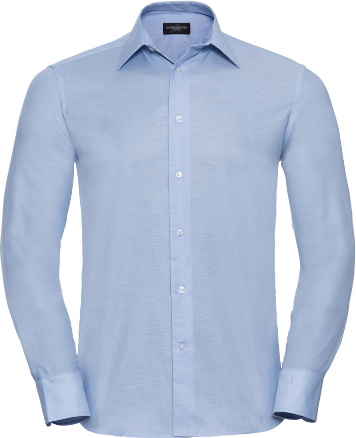 Chemise homme oxford manches longues - RU922M