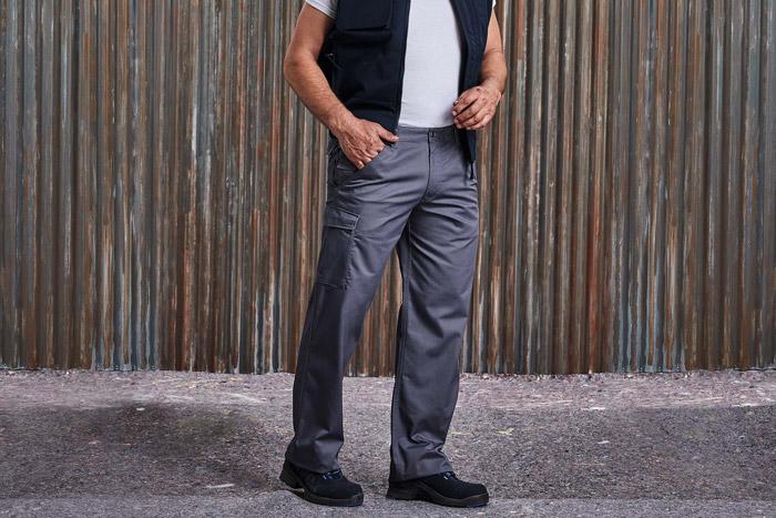 Pantalon workwear - RU001M