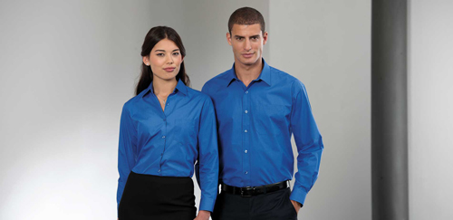Ladies pure cotton shirt