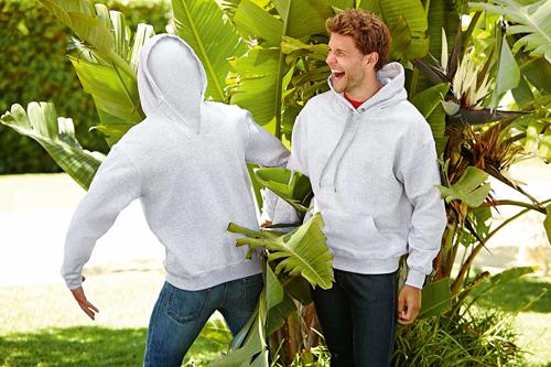 Sweat-shirt capuche unique hoodie unisexe (62-130-0)