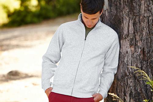 Sweat jacket (62-230-0)