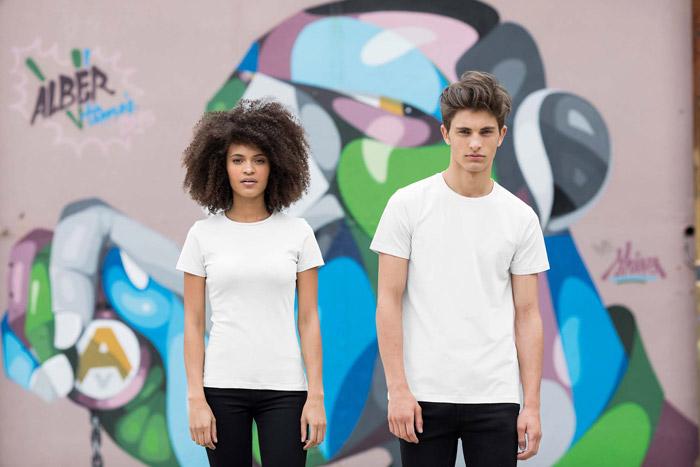 T-shirt homme col rond feel good - SFM121