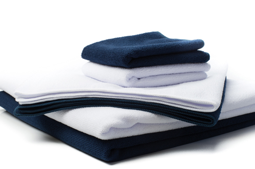 Guest towel -