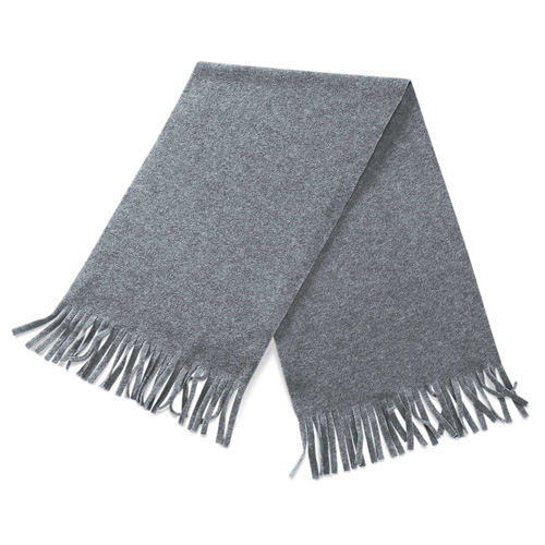 Dolomite scarf - echarpe polaire à franges