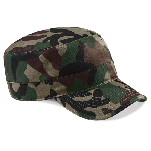 Camouflage army cap - casquette camouflage