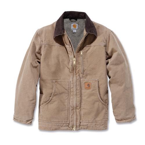 Sandstone ridg coat