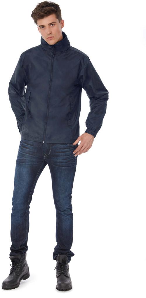 Coupe-vent doublÉ tricot id.601