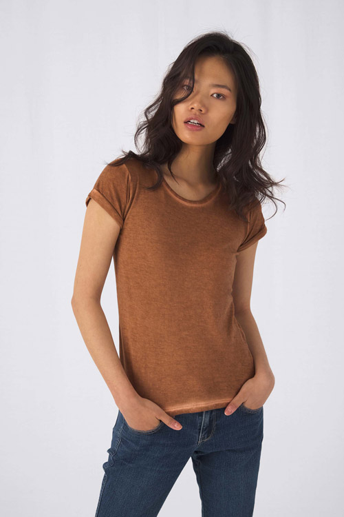 T-shirt femme dnm plug in