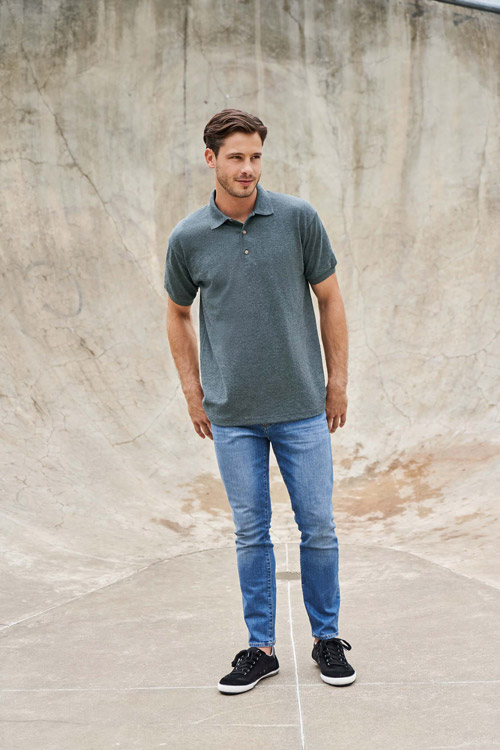 Polo manches courtes ultra cotton™