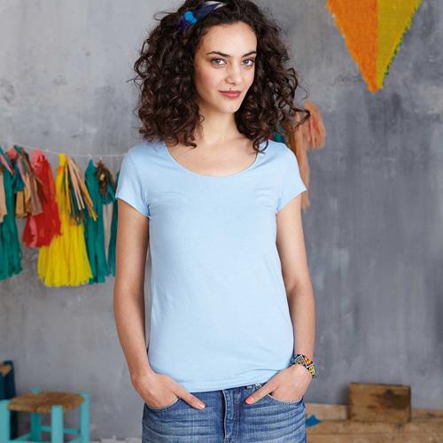 T-shirt manches courtes femme