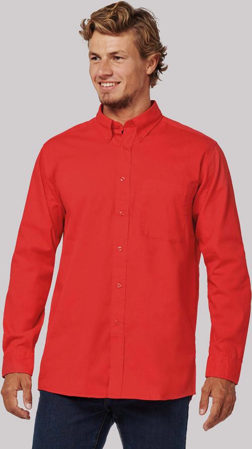 Nevada ii > chemise manches longues