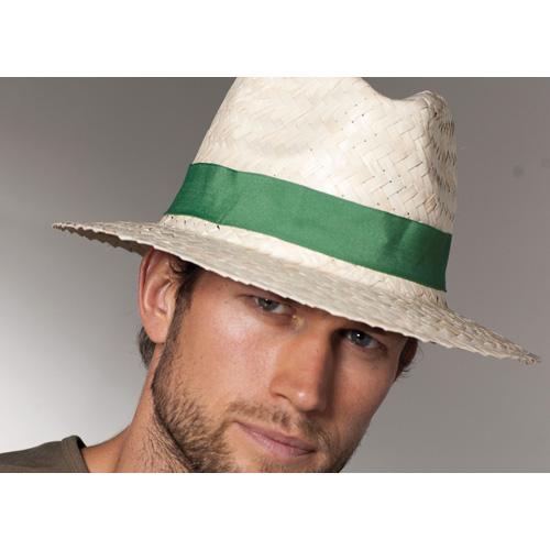 Ruban amovible pour chapeaux panama & canotier