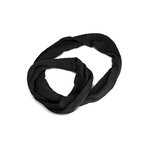 Echarpe tubulaire en tricot