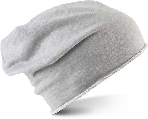 Bonnet avec bord roulÉ