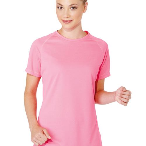 T-shirt sport manches courtes femme