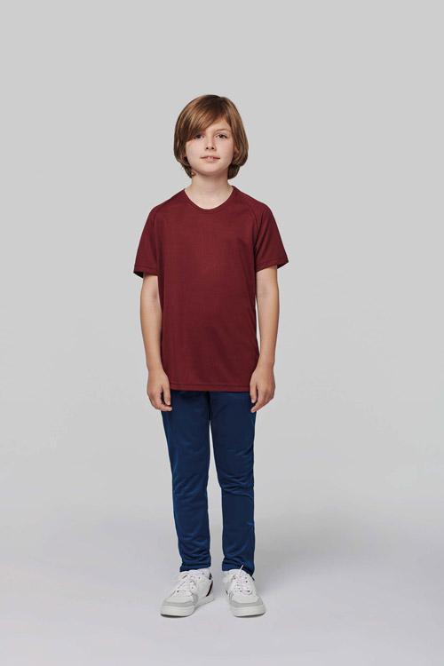 T-shirt sport manches courtes enfant