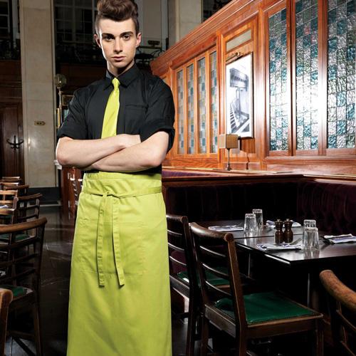 Colours bar apron