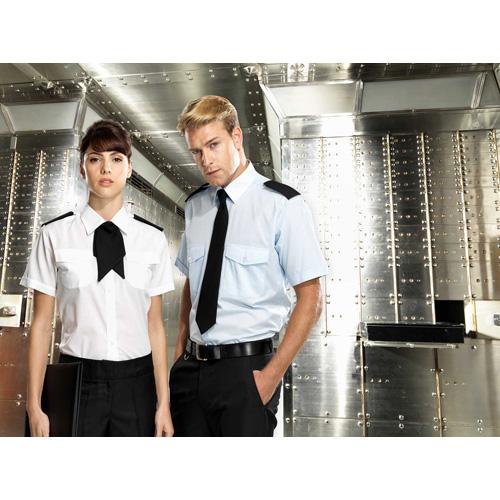 Chemise pilote femme
