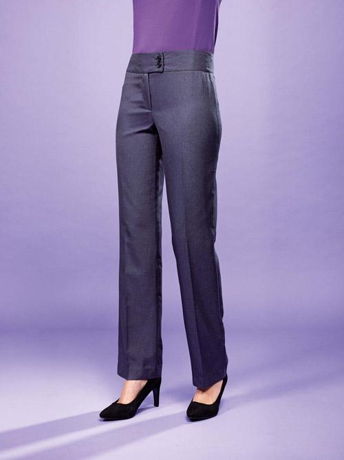 Pantalon droit ''iris''