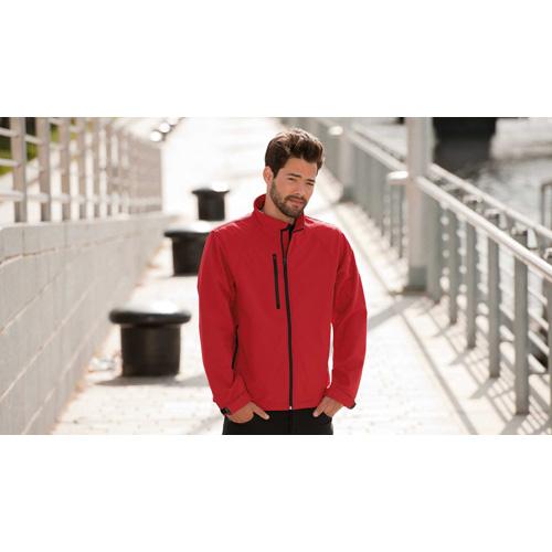 Softshell men jacket