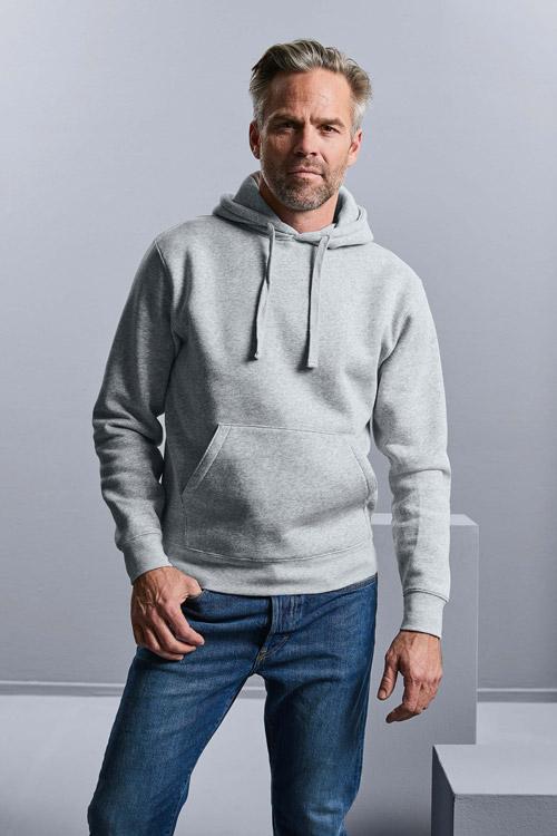 Sweat-shirt capuche authentic homme