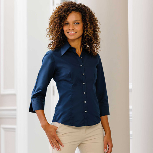 Tencel ladies shirt