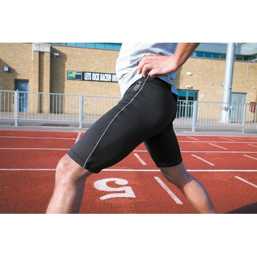 Men sprint short