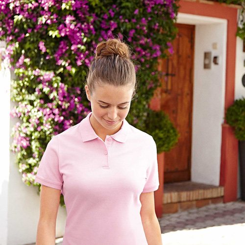 Lady fit polo (63-560-0)